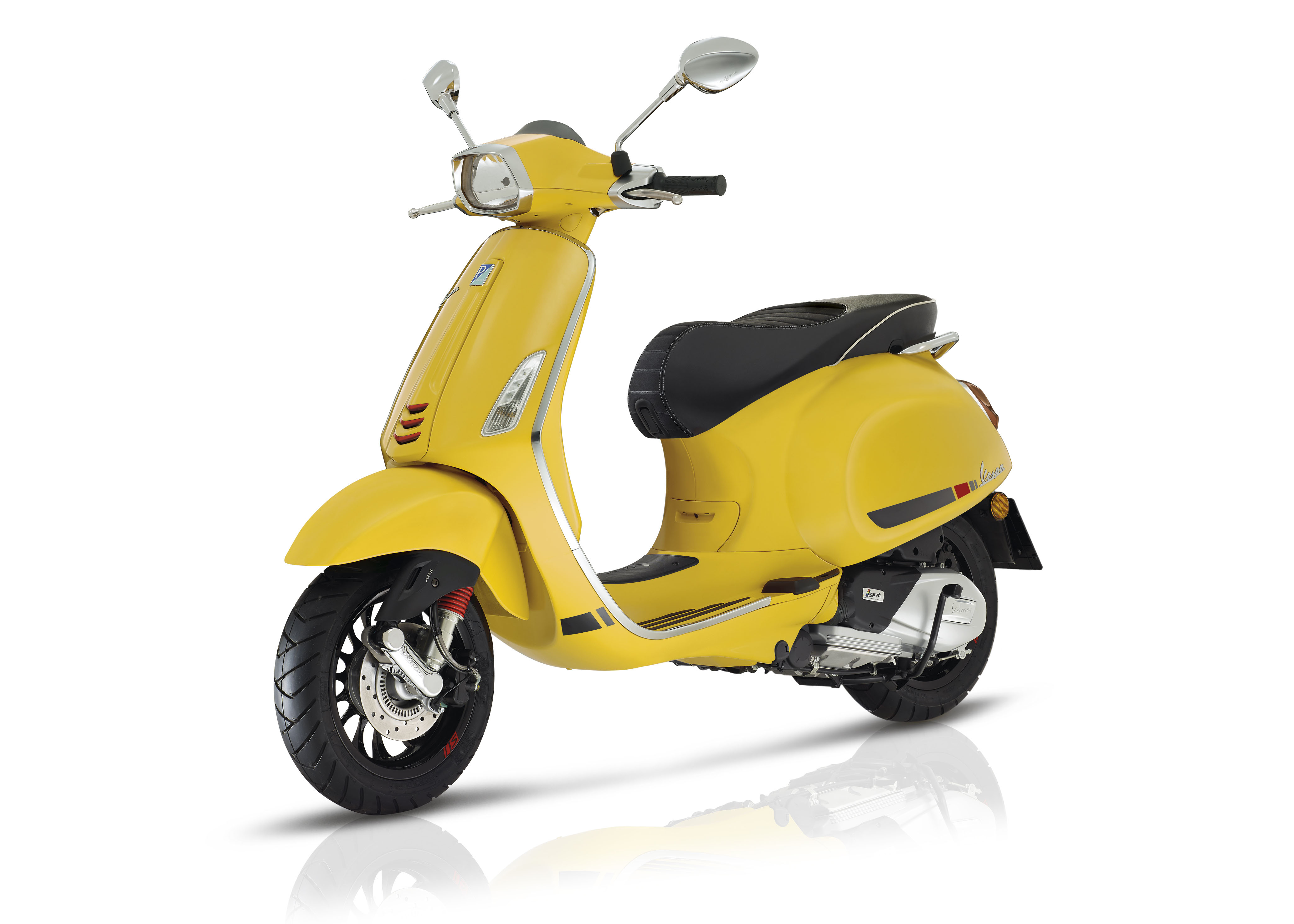 2018 Vespa Sprint S 150 Scooters Ferndale Washington