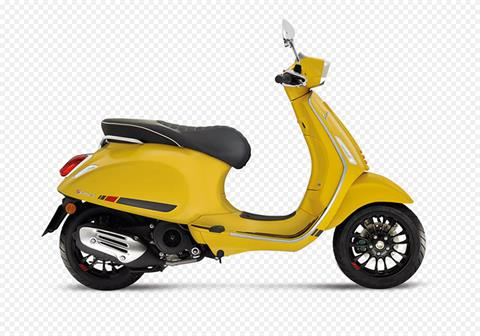 2018 Vespa Sprint S 150 in Greenwood Village, Colorado