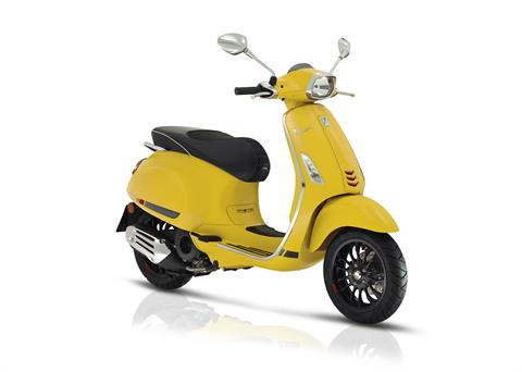 2018 Vespa Sprint S 150 in Neptune, New Jersey