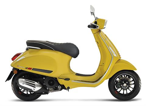 2018 Vespa Sprint S 150 in Taylor, Michigan - Photo 1