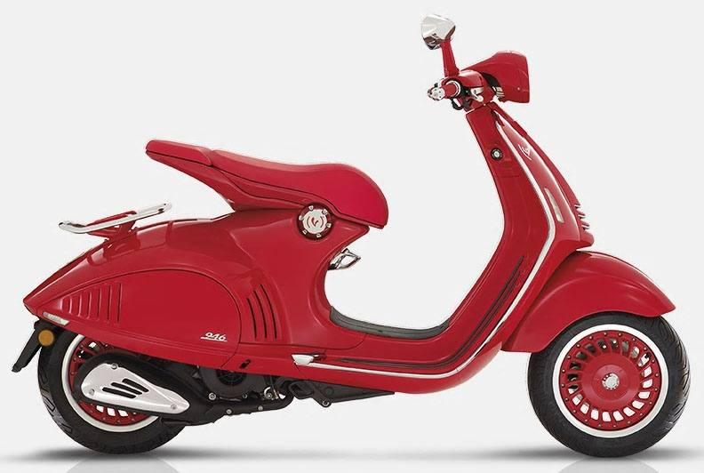 2018 Vespa Vespa 946 RED in Pelham, Alabama