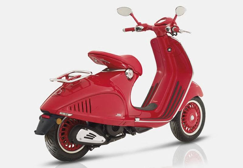 2018 Vespa Vespa 946 RED in Shelbyville, Indiana