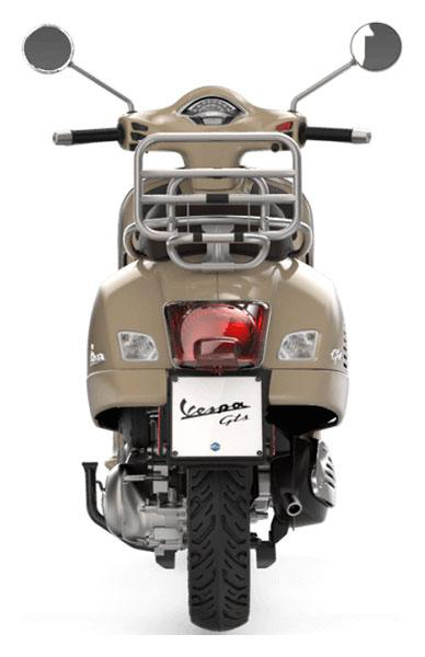 2019 Vespa GTS 300 in Shelbyville, Indiana - Photo 6