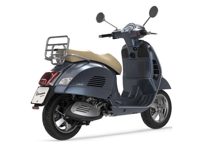 2019 Vespa GTS 300 in Woodstock, Illinois - Photo 10