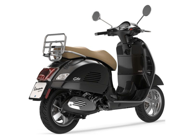 2019 Vespa GTS 300 in Greensboro, North Carolina - Photo 9