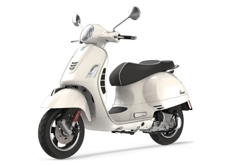 2019 Vespa GTS Super 300 in Downers Grove, Illinois - Photo 4