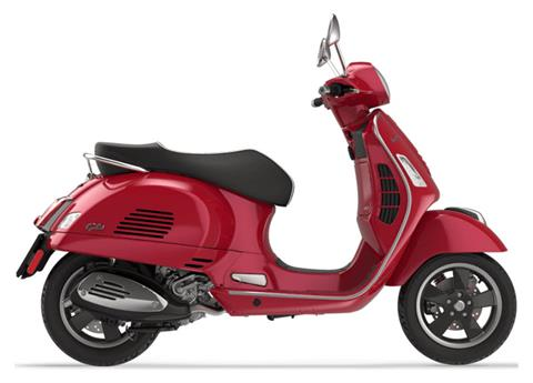 2019 Vespa GTS 300 SUPER in Bellevue, Washington