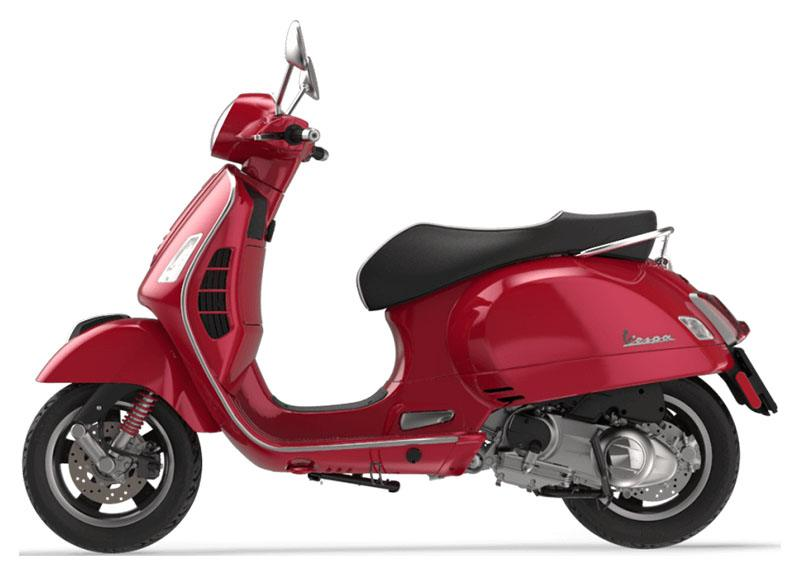 2019 Vespa GTS 300 SUPER in Woodstock, Illinois - Photo 2