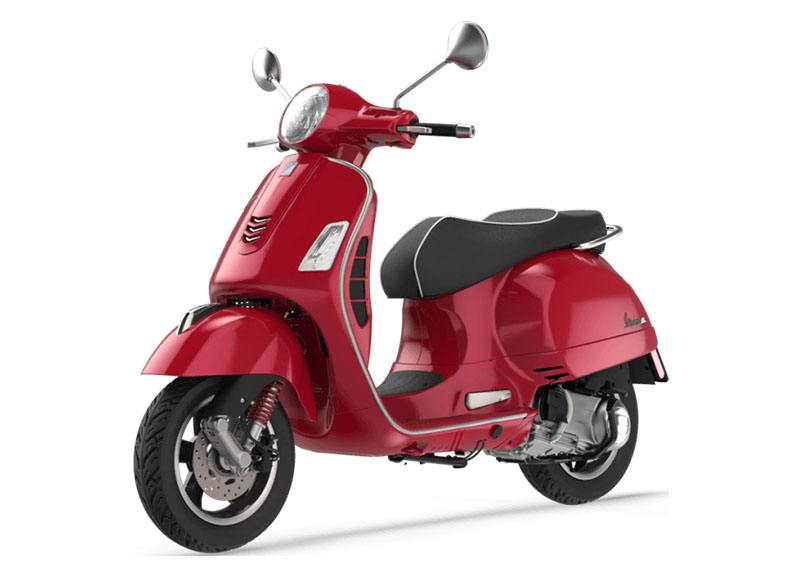 2019 Vespa GTS 300 SUPER in Ferndale, Washington