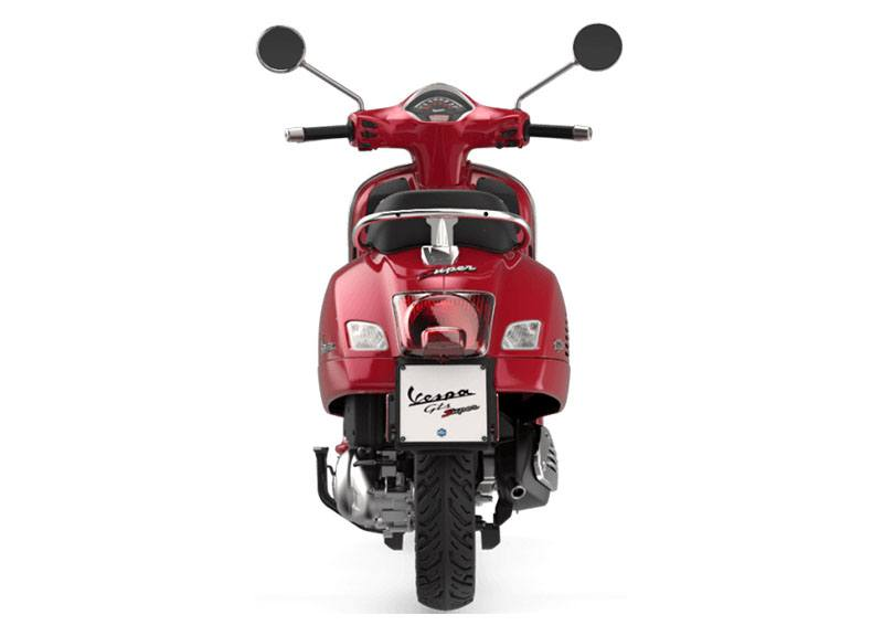 2019 Vespa GTS 300 SUPER in Downers Grove, Illinois - Photo 6