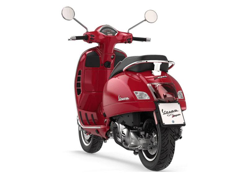 2019 Vespa GTS 300 SUPER in Woodstock, Illinois - Photo 7