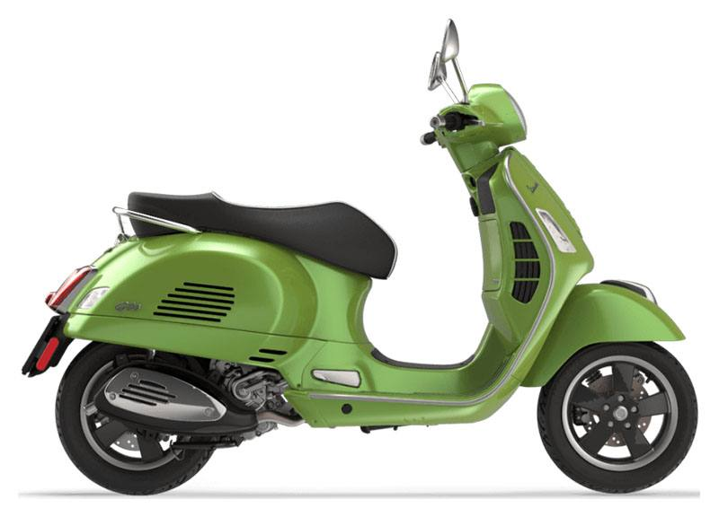 2019 Vespa GTS 300 SUPER in Oakland, California - Photo 1