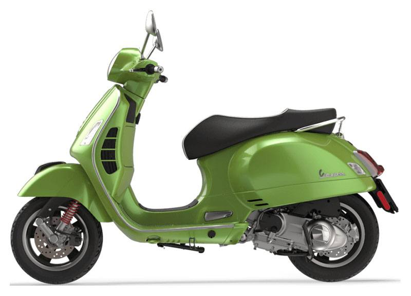 2019 Vespa GTS 300 SUPER in Woodstock, Illinois