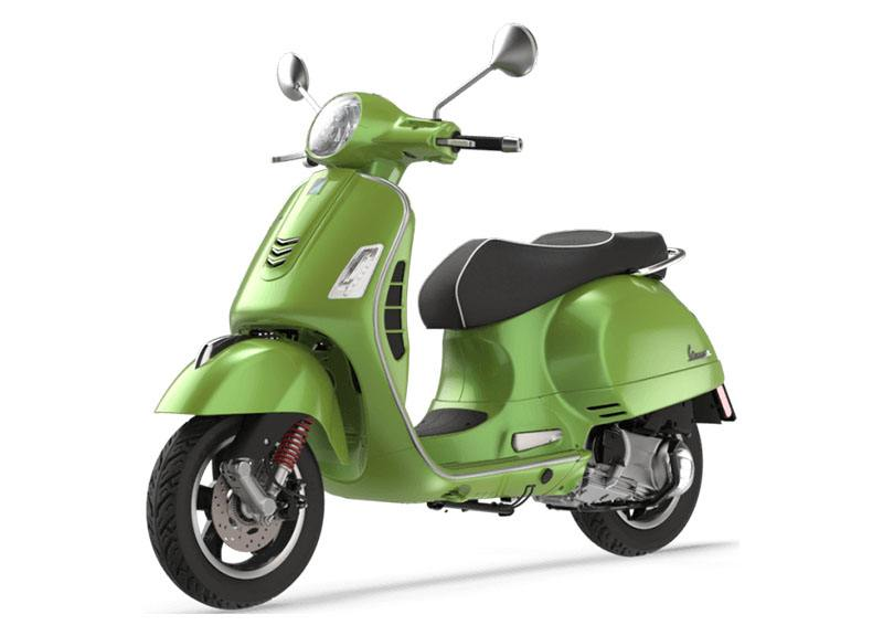 2019 Vespa GTS 300 SUPER in Oakland, California - Photo 4