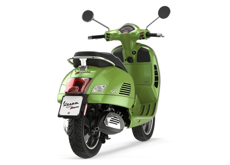 2019 Vespa GTS 300 SUPER in Downers Grove, Illinois - Photo 8