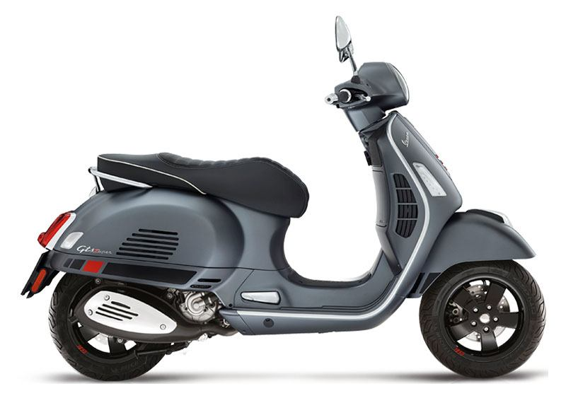 2019 Vespa GTS 300 E4 SUPER SPORT ABS in Bellevue, Washington
