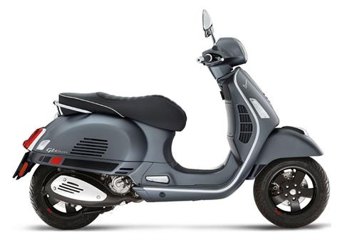 2019 Vespa GTS 300 E4 SUPER SPORT ABS in Ferndale, Washington