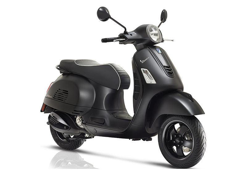 2019 Vespa GTS SUPER 300 ABS E4 NOTTE in Downers Grove, Illinois