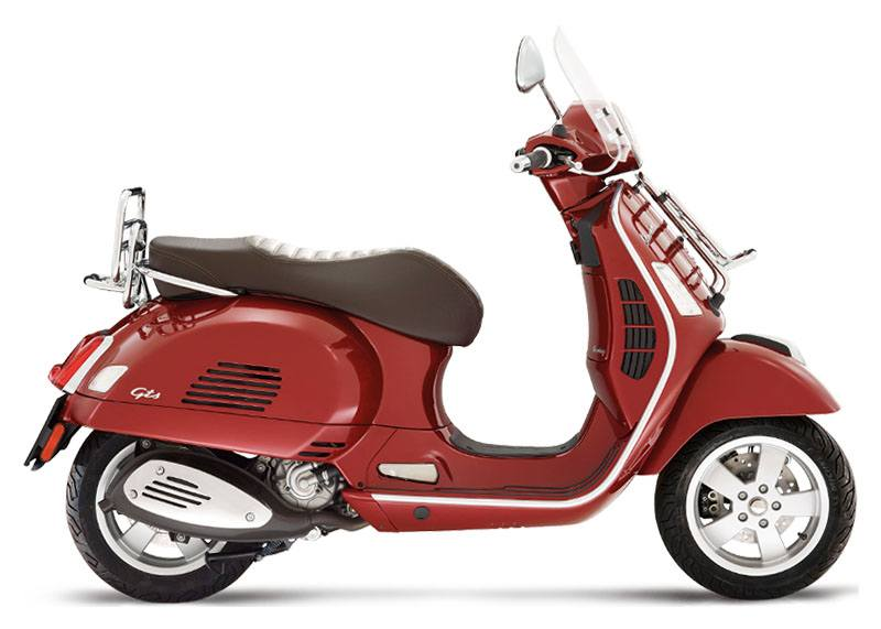 2019 Vespa GTS Touring 300 in Columbus, Ohio