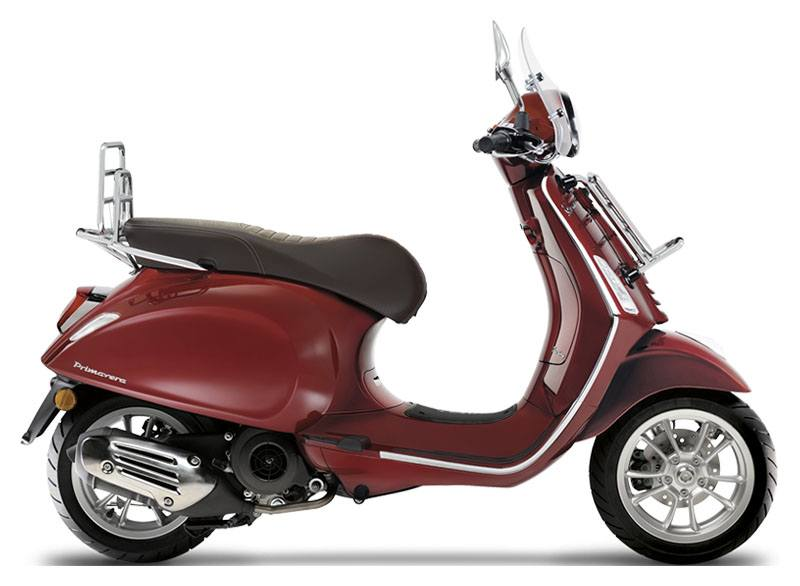 2019 Vespa Primavera 150 Touring in Saint Charles, Illinois