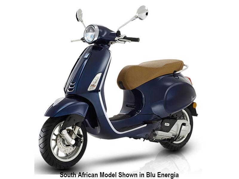 2019 Vespa Primavera 50 in Greensboro, North Carolina - Photo 3