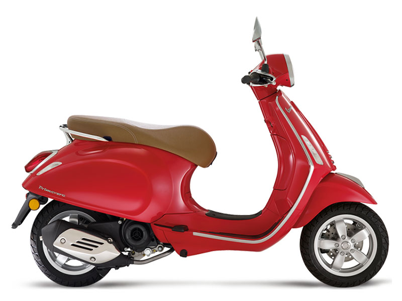 2019 Vespa Primavera 50 in Woodstock, Illinois