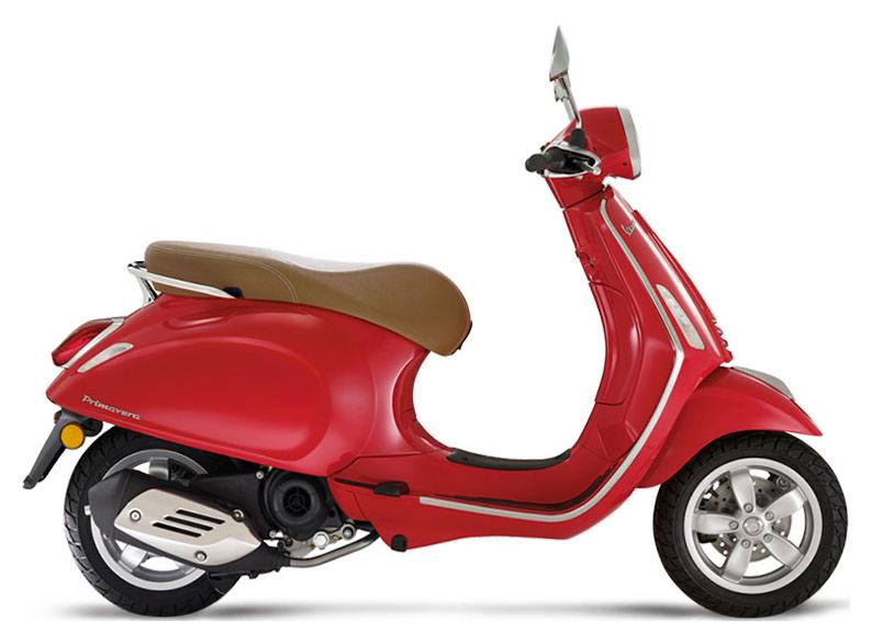 2019 Vespa Primavera 50 in Oakland, California