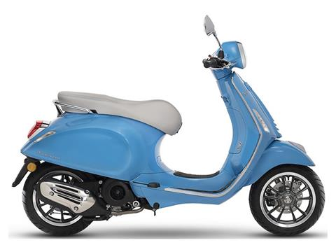 2019 Vespa Primavera 50th Anniversary 150 cc in Bellevue, Washington