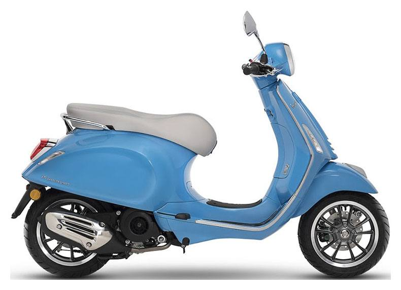 2019 Vespa Primavera 50th Anniversary 150 cc in Ferndale, Washington