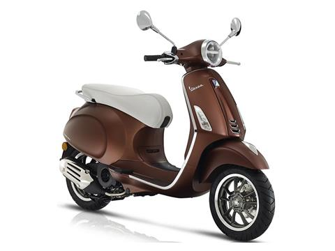 2019 Vespa Primavera 50th Anniversary 150 cc in Middleton, Wisconsin