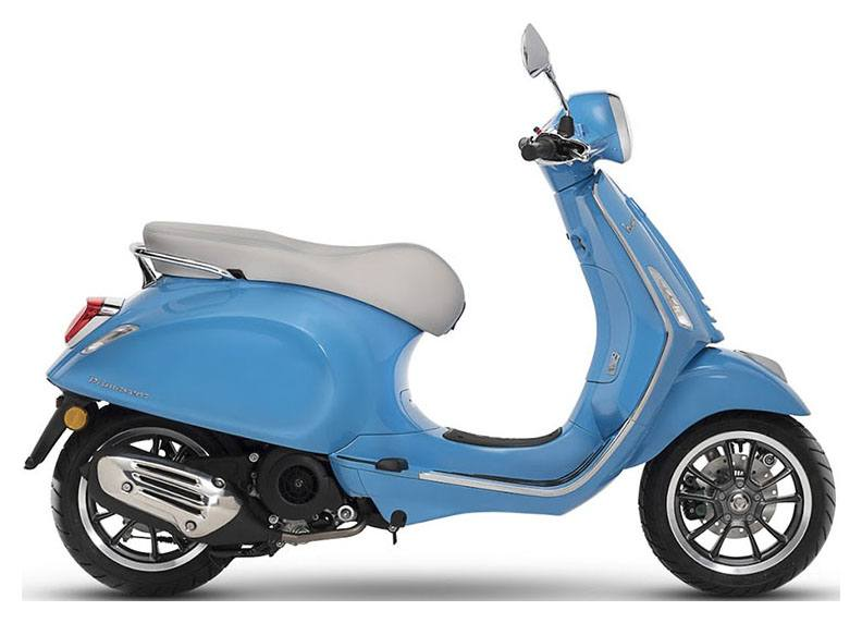 2019 Vespa Primavera 50th Anniversary 50 cc in Shelbyville, Indiana - Photo 1