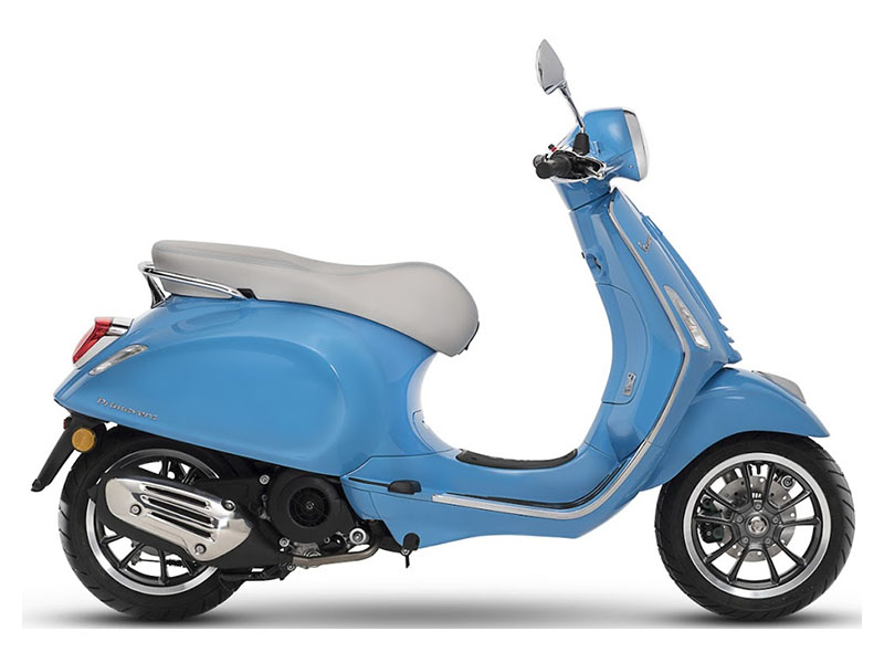 2019 Vespa Primavera 50th Anniversary 50 cc in Middleton, Wisconsin
