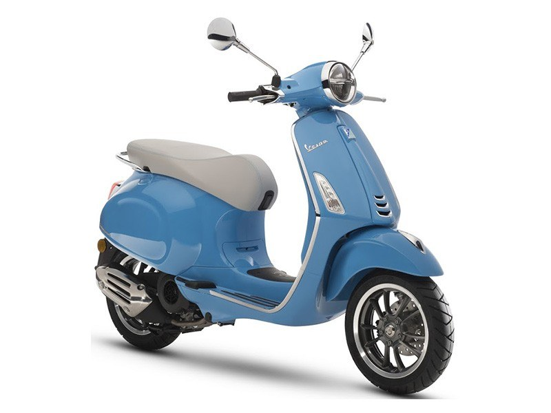 2019 Vespa Primavera 50th Anniversary 50 cc in Woodstock, Illinois - Photo 3
