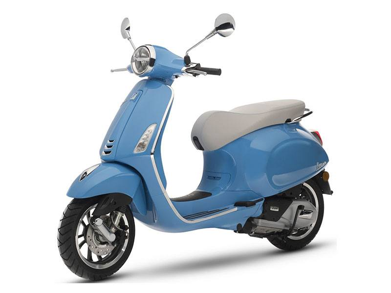 2019 Vespa Primavera 50th Anniversary 50 cc in Saint Charles, Illinois