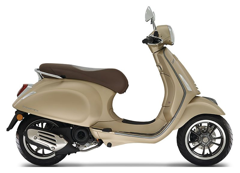2019 Vespa Primavera S 150 in Middleton, Wisconsin