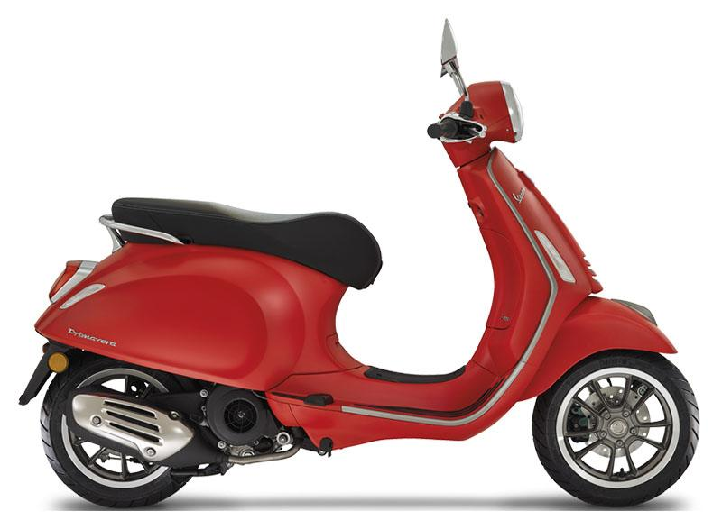 2019 Vespa Primavera 150 Sport in Middleton, Wisconsin