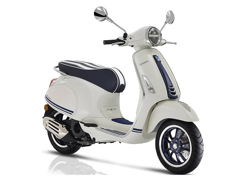 2019 Vespa Primavera 150 Yacht Club in Ferndale, Washington
