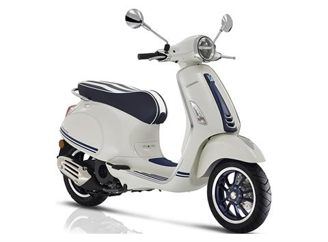 2019 Vespa Primavera 150 Yacht Club in Bellevue, Washington