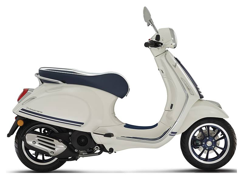 2019 Vespa Primavera 50 Yacht Club in Downers Grove, Illinois