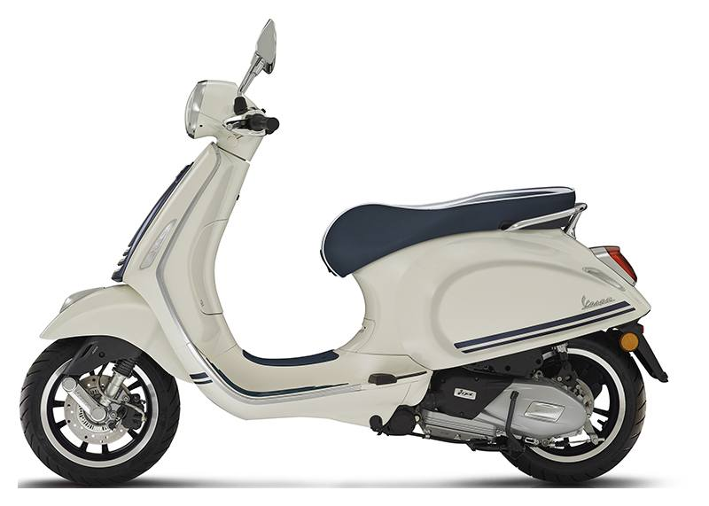2019 Vespa Primavera 50 Yacht Club in Greensboro, North Carolina - Photo 2