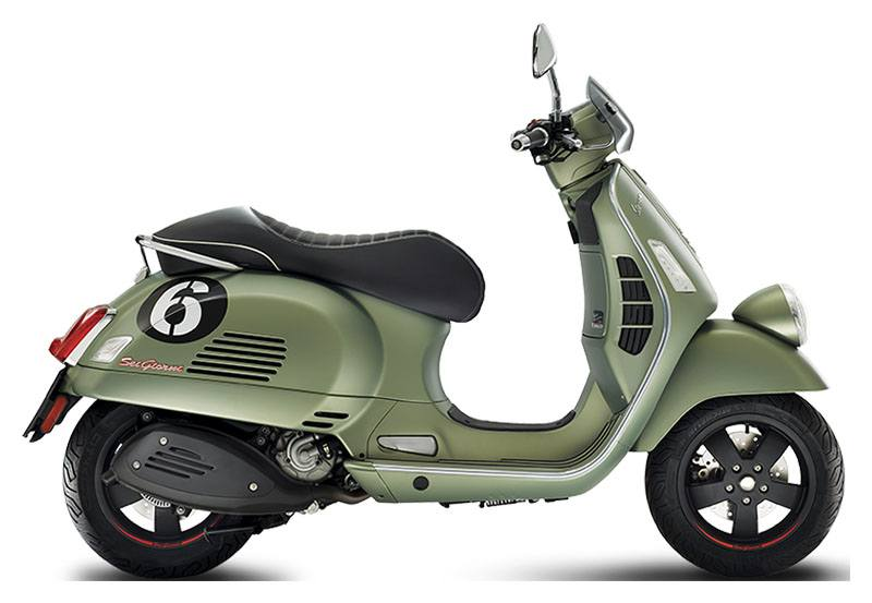 2019 Vespa Sei Giorni 300 in Downers Grove, Illinois