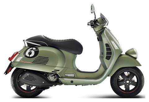 2019 Vespa Sei Giorni 300 in Greensboro, North Carolina