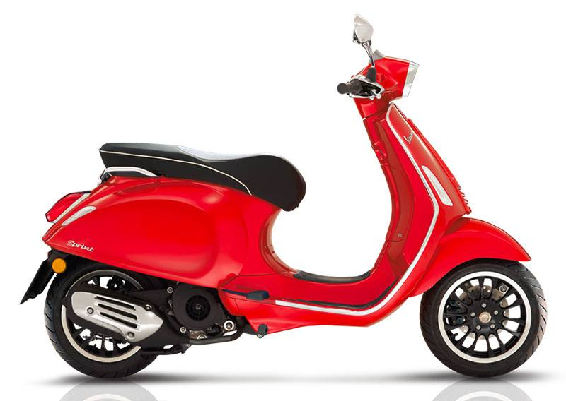 2019 Vespa Sprint 150 in Taylor, Michigan