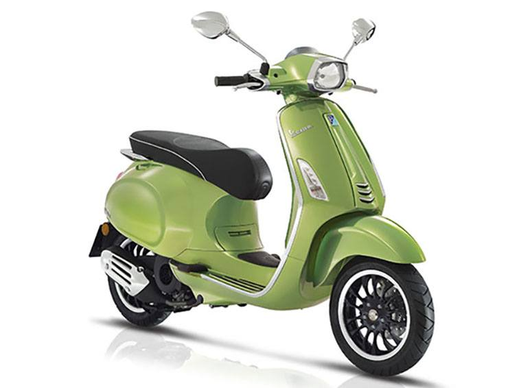 2019 Vespa Sprint 150 in Marietta, Georgia - Photo 3