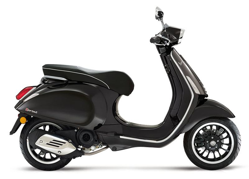 2019 Vespa Sprint 50 Scooters Ferndale Washington Sprint50