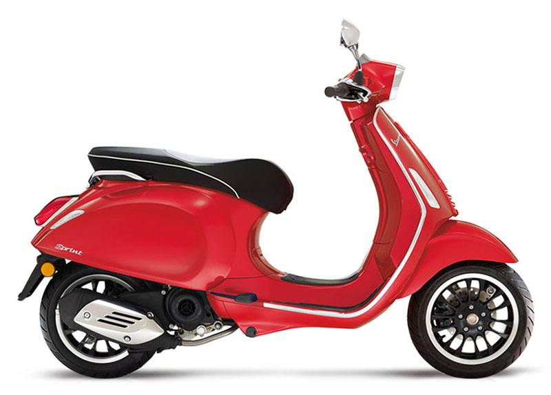 2019 Vespa Sprint 50 in Downers Grove, Illinois