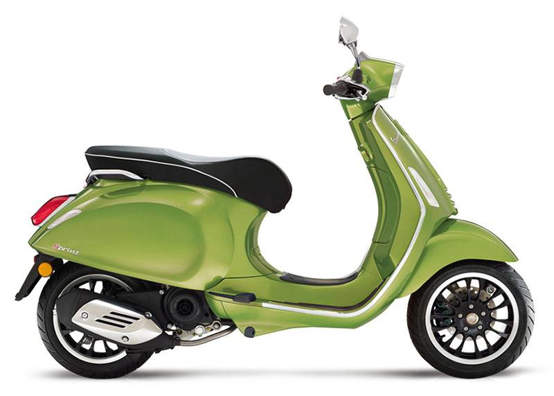 2019 Vespa Sprint 50 in Columbus, Ohio