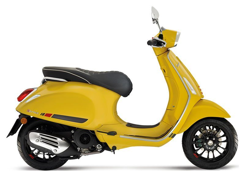 2019 Vespa Sprint S 150 in Bellevue, Washington