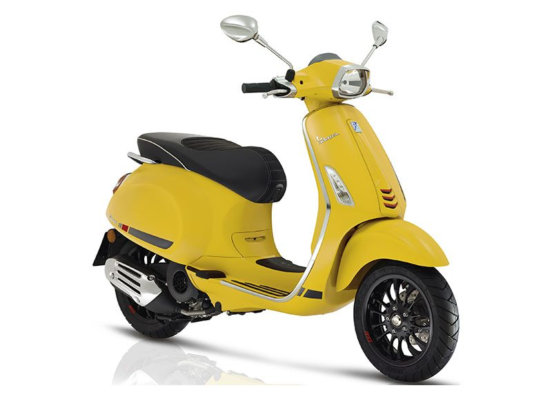 2019 Vespa Sprint 150 Sport in Albuquerque, New Mexico - Photo 2