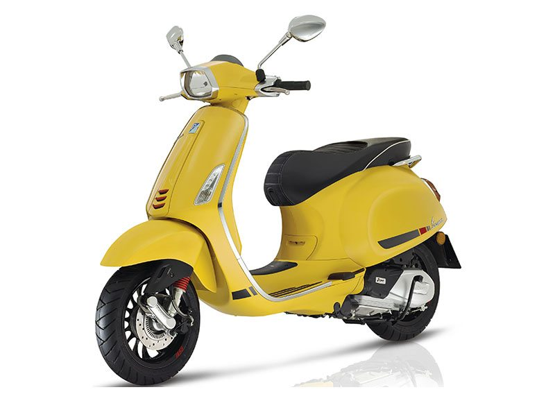 2019 Vespa Sprint 150 Sport in Shelbyville, Indiana - Photo 3